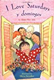 I Love Saturdays y Domingos (Americas Award for Children's and Young Adult Literature. Commended)