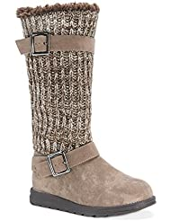 Muk Luks Womens Janine Boot