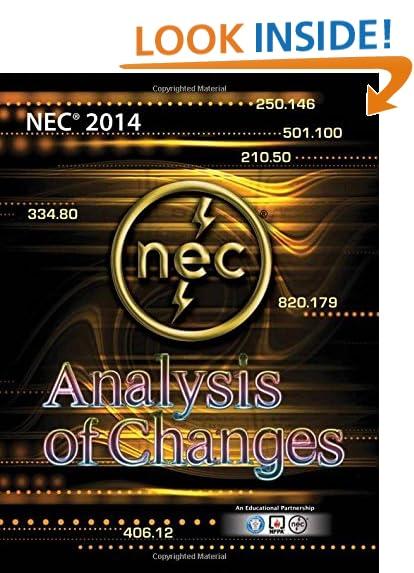 2014 nec code changes pdf