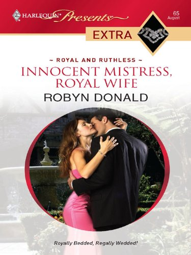 Amazon Innocent Mistress Royal Wife Royal Ruthless Book 1