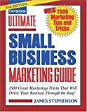 img - for Ultimate Small Business Marketing Guide book / textbook / text book