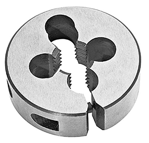Special Thread Round Die, High Speed Steel 7/16-28 X 1