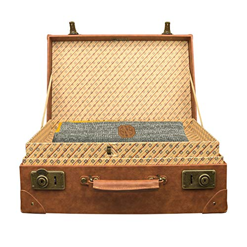 Newt Scamander Suitcase - Official Real Size Replica - Fantastic Beasts - Cinereplicas from Cinereplicas
