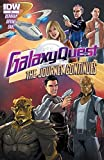 idw galaxy quest - Galaxy Quest: The Journey Continues #4 (of 4)