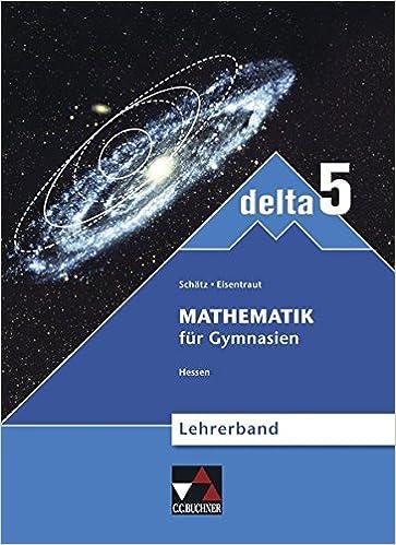 Book delta 5 neu Hessen. Lehrerband