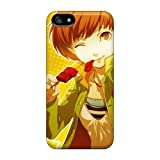 Hard Cases Persona 4 Chie For Iphone 5/5s, Best Skin Covers