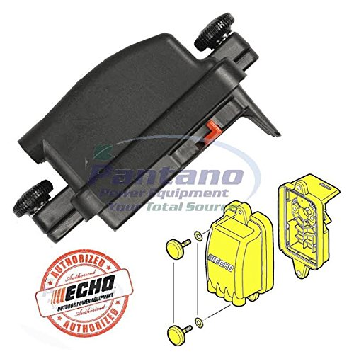 (Echo P021014433 Leaf Blower Air Filter Case Assembly)