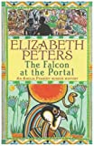 The Falcon at the Portal by Elizabeth Peters front cover