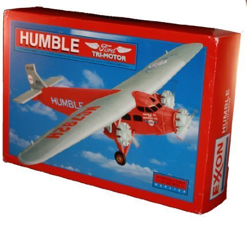 ertl-collectibles-prestige-series-ford-tri-motor-humble-aircraft-4at-a-1-72-diecast-metal-replica-by-ertl-parallel-import-goods