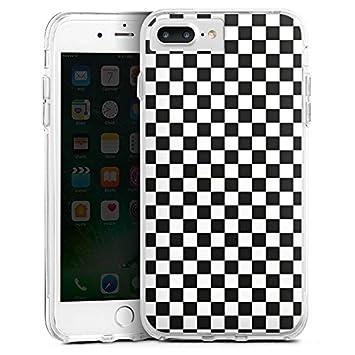 coque damier iphone 8