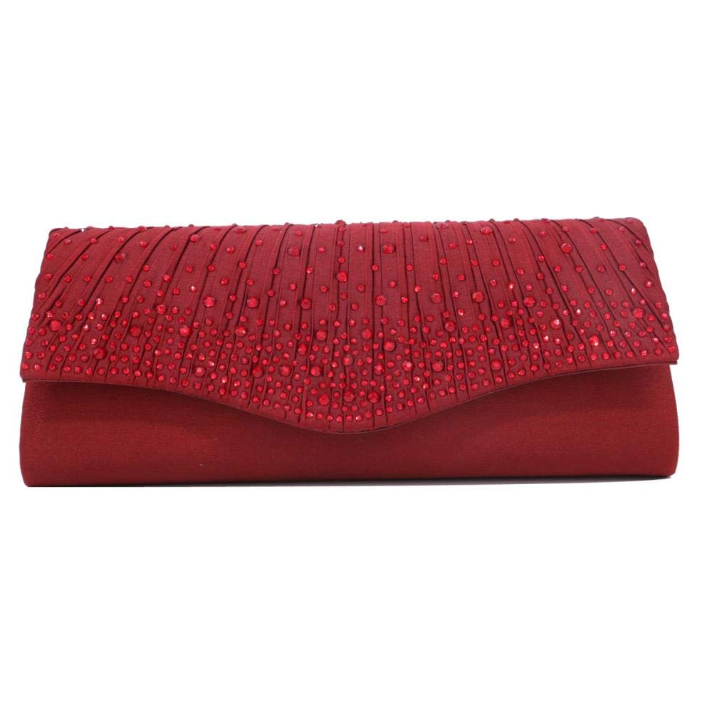 Evening Bag S Pleated...