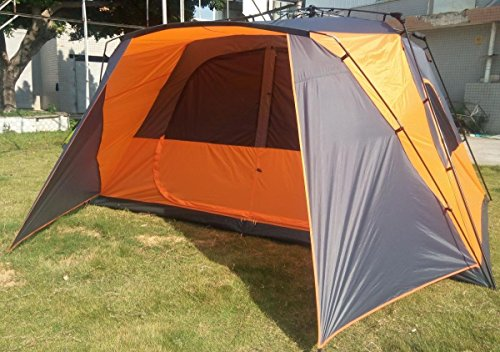 Modan-8-Person-QUICK-OPENING-2-ROOMS-Instant- & Modan 8 Person QUICK OPENING 2 ROOMS Instant Family Tent ...