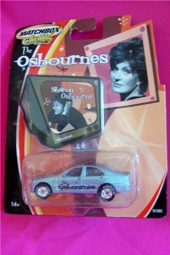 Matchbox Collectibles The Osbournes Sharon Osbourn Mattel