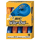 BIC Wite-Out Brand EZ Correct Correction Tape, White, 27-Count (Original, 27)