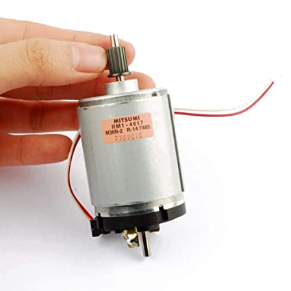 NW MITSUMI Double shaft Motor Electric Vehicle Motor Dust Collector Motor  Encoder Motor (545)