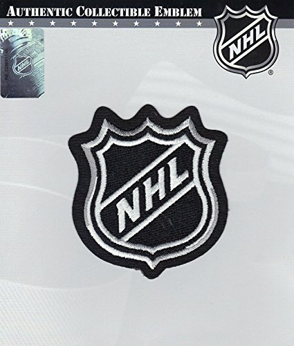 amp; Official Nhl Sports Shield League Hockey Amazon Logo Outdoors Large Patch National com