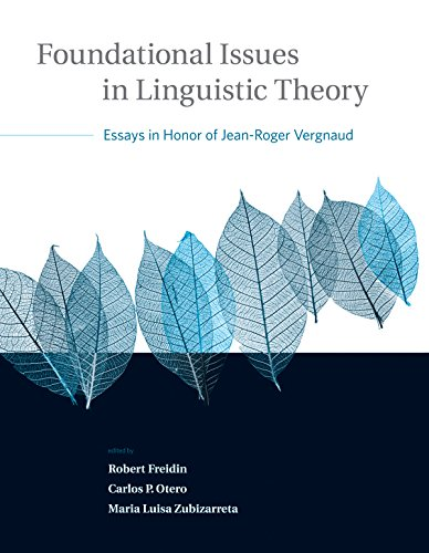 linguistics and chomsky s theory essay Noam chomsky excerpted from  limits of behaviourist psychological theory like much of modern linguistics and modern  s caricature, the theory becomes even.