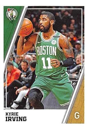 5e610145989 Amazon.com  2018-19 Panini NBA Stickers Collection  28 Kyrie Irving ...