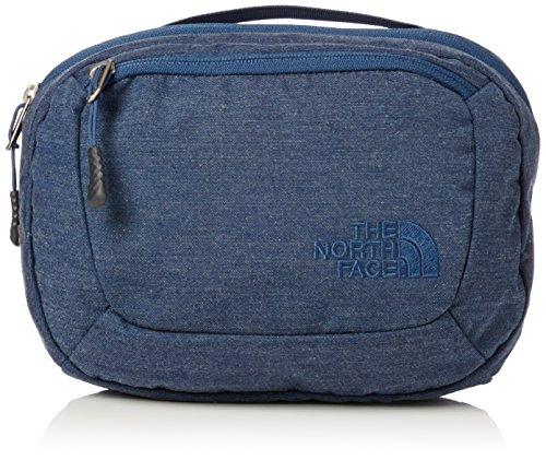 north-face-roo-iii-bum-bag-one-size-shady-blue-heather-shady-blue