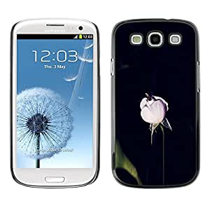 Plastic Shell Protective Case Cover    Samsung Galaxy S3 I9300    Black Lilac Pink Nature @XPTECH