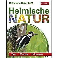 Heimische Natur 2020 12,5x16cm