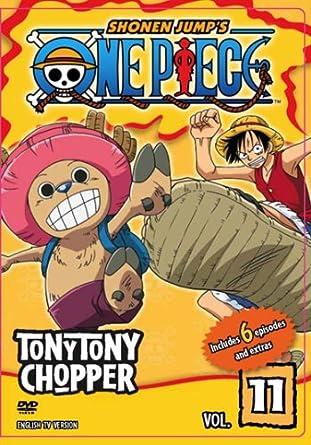 Amazon com: One Piece - Vol  11: One Piece: Movies & TV