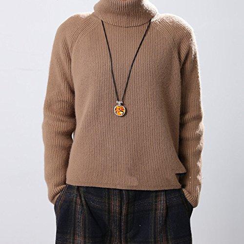 OuYou Moda Colgante Mujer Forma de Granada Frutas Largo Collar Cadena Suéter 85 cm Geométrico Hermosa Regalos Vintage (Amarillo): Amazon.es: Juguetes y ...
