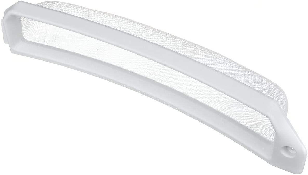 WHITE NEW ORIGINAL Speed Queen 61376P FILTER LINT