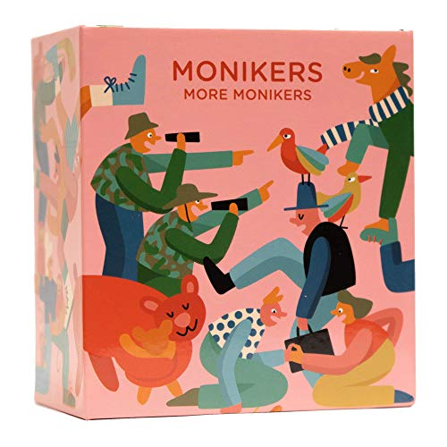 Monikers Card Games