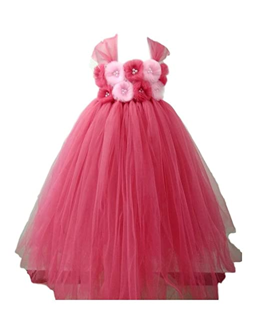 78b4125d2d03 Rainbow Birthday Party Tutu Dress  Amazon.in  Clothing   Accessories