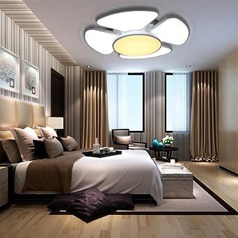VINGO® 60W LED Decken Deckenleuchte Wand Deckenleuchte Wohnzimmerlampe Rund  Beleuchtung Panel Badezimmer Geeignet Modern