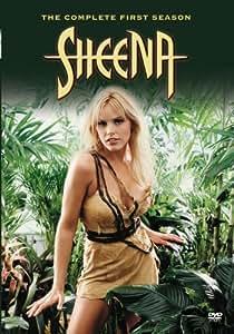 SHEENA - SEASON 1 (4 Discs)