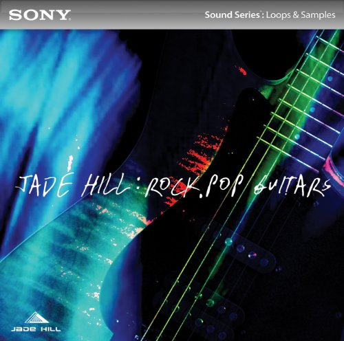 Jade Hill: Rock/Pop Guitars [Download]