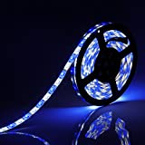 NachunLLC SMD 5050 RGBW Led Light Strip,16.4Ft/5M Waterproof Flexible RGB Led Strip Color Changing 300 Leds light strip for outdoor/Indoor Music Stage/Home/Bathroom/Patios/Boats/Hotels Accessory
