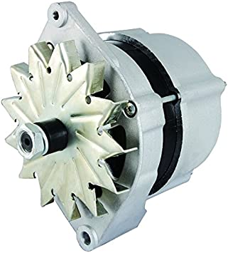 NEW Alternator for Case International 580L LOADER SERIES 2 580M LOADER