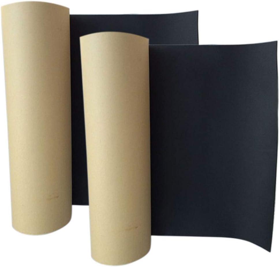 uxcell Sound Deadening Foam Mat 315mil 8mm 12.9sqft Car Cell Heat Proofing Insulation Deadener Mat