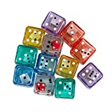 ETA hand2mind Double Dice Classpack, Set of 66