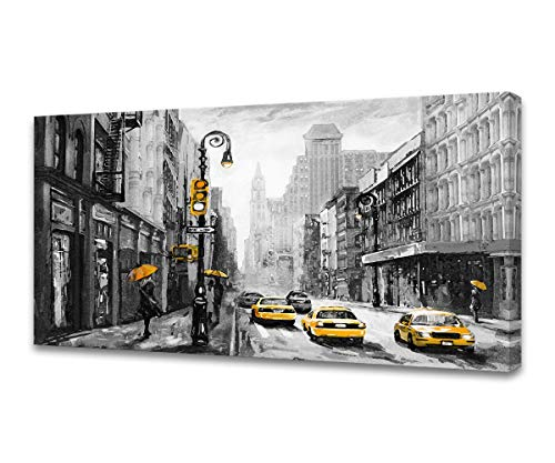 painting of new york - 2