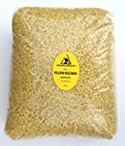 Yellow Beeswax Bees Wax Organic Pastilles Beads Premium Prime Grade A 100% Pure 5 LB