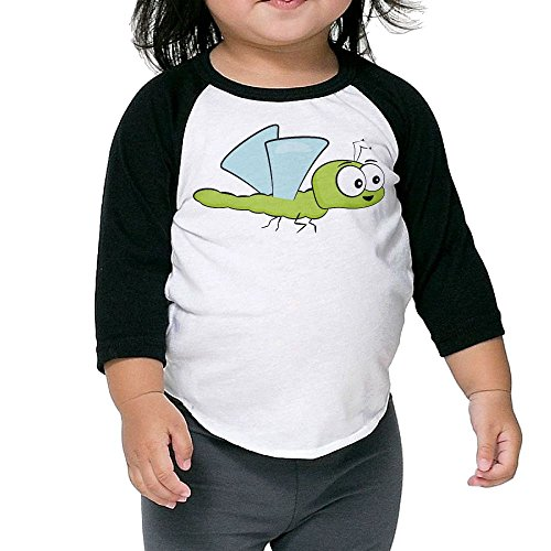 Dragonfly Baby Doll T-Shirt - 4