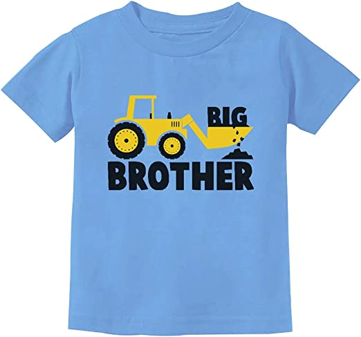 My Mommy Digs Me Mother/'s Day Gift Tractor Boys Toddler//Infant Kids T-Shirt