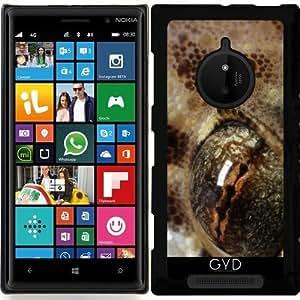 Funda para Nokia Lumia 830 - Gecko Lagarto De Cerca by loki1982