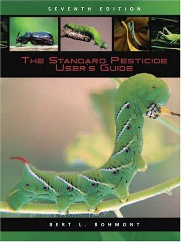 Standard Pesticide User's Guide, The (7th Edition)