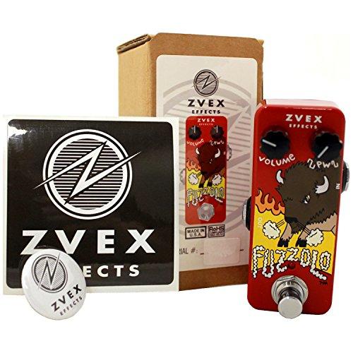 ZVEX Effects Fuzzolo Silicon Fuzz Guitar//Bass Pedal