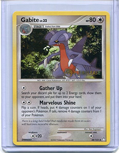 Gabite LV.32 Prerelease Pokemon #48 Photo