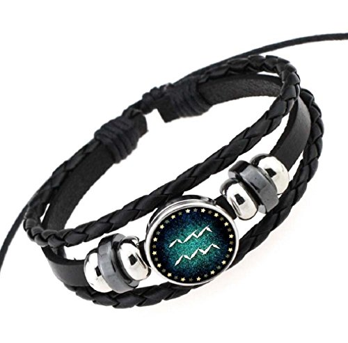 fariishta-jewelry-hand-braided-retro-constellation-aquarius-leather-wrap-bracelet