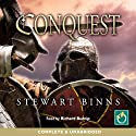 Conquest Audiobook by Stewart Binns Narrated by Richard Burnip