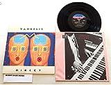 Vangelis Direct - Arista Records 1988 - A Used Vinyl LP Record - 1988 Pressing AL 8545 - The Motion Of Stars - The Oracle Of Apollo - Rotation's Logic - Metallic Rain