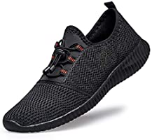 [MOXOCO] ランニングシューズ メンズ スニーカーシューズ レディース ジョギングシューズ ウオーキングシューズ 運動靴 カジュアル 通気 軽量 アウトドア 通勤 通学 日常着用