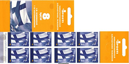 Complete Booklet Pane - 9